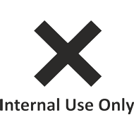 Trade - Internal Use Only